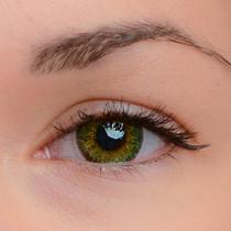 Цветные зеленые линзы EOS 324 Green